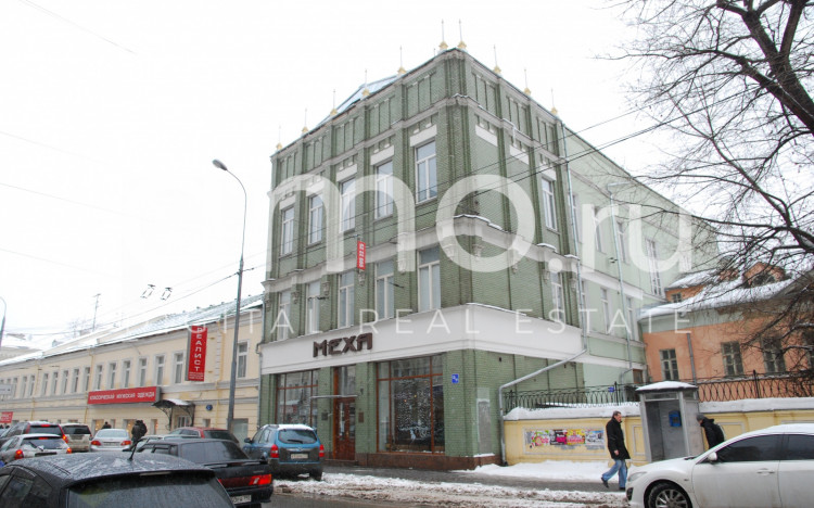 Поиск офисных помещений Пятницкая улица Аренда офиса 50 кв Стрешнево